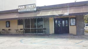 Mainstreet exterior