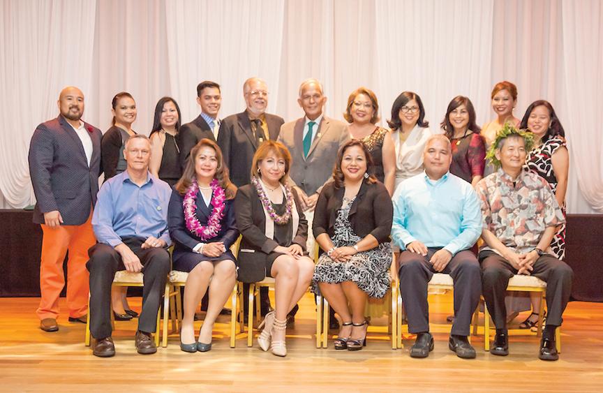 2015 UOG Distinguished Alumni Award Winners