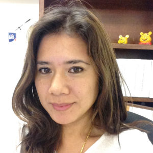 Soraya Vongjalorn Human resources coordinator International Consolidated Contracting LLC